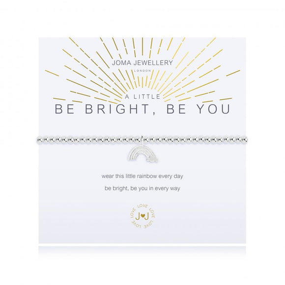 Joma Jewellery A Little Be Bright, Be You