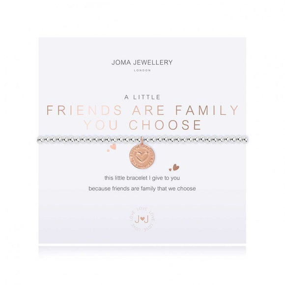 Joma Jewellery a Little Friends are the Family you Choose