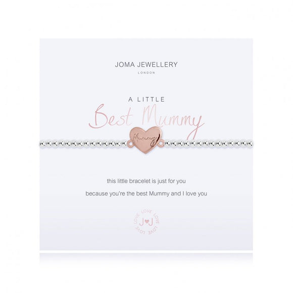 Joma Jewellery a Little Best Mummy Bracelet