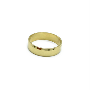 9ct Yellow Gold Wedding Ring 5mm