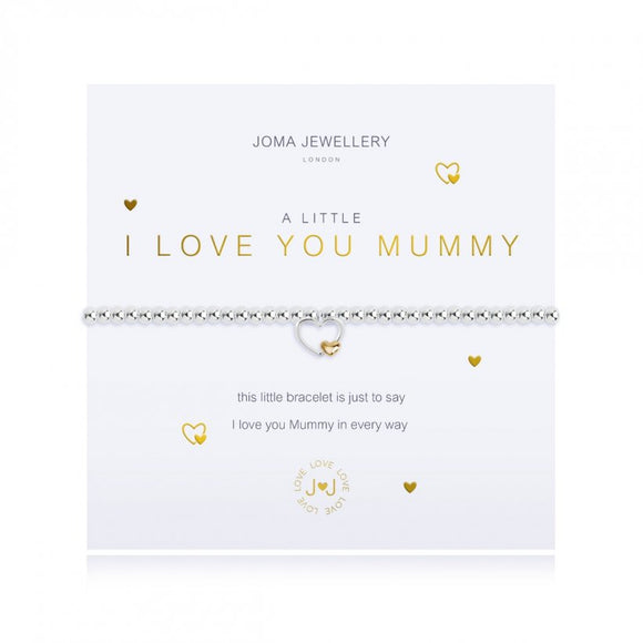 Joma Jewellery A Little I Love You Mummy Bracelet