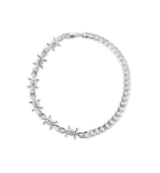 SILVER HEAVY CHOCKER