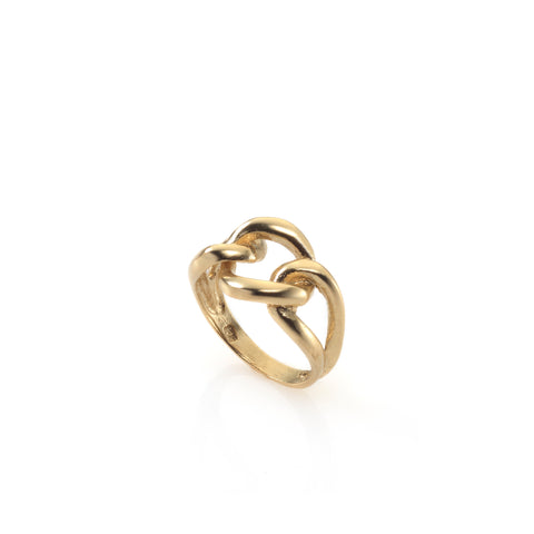 14k Gold Gourmet Ring