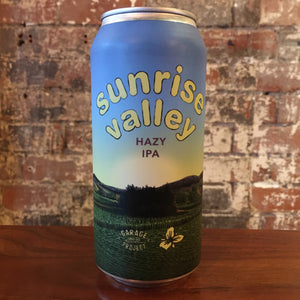 Garage Project x Trillium Sunrise Valley Hazy IPA (Limit 2pp)