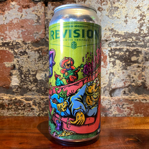 Revision Quarantine Dreams Northeast Hazy IPA