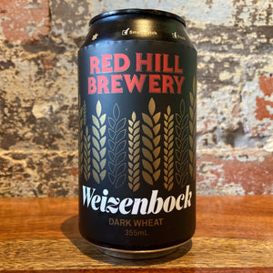 Red Hill Weizenbock Dark Wheat