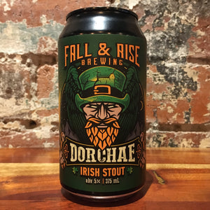 Fall & Rise Dorchae Irish Stout