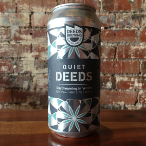 Deeds Daydreaming in Winter DDH Hazy Pale