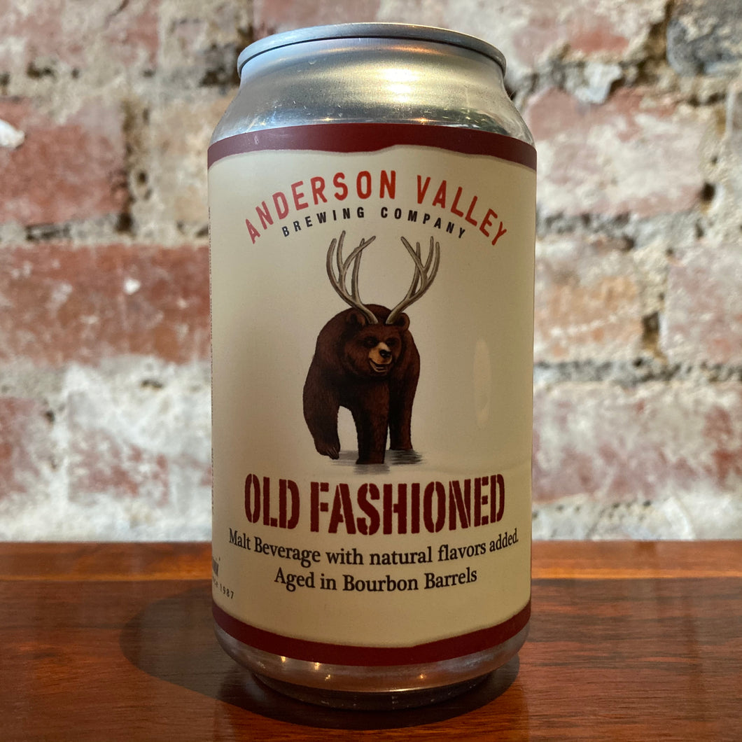Anderson Valley Old Fashioned