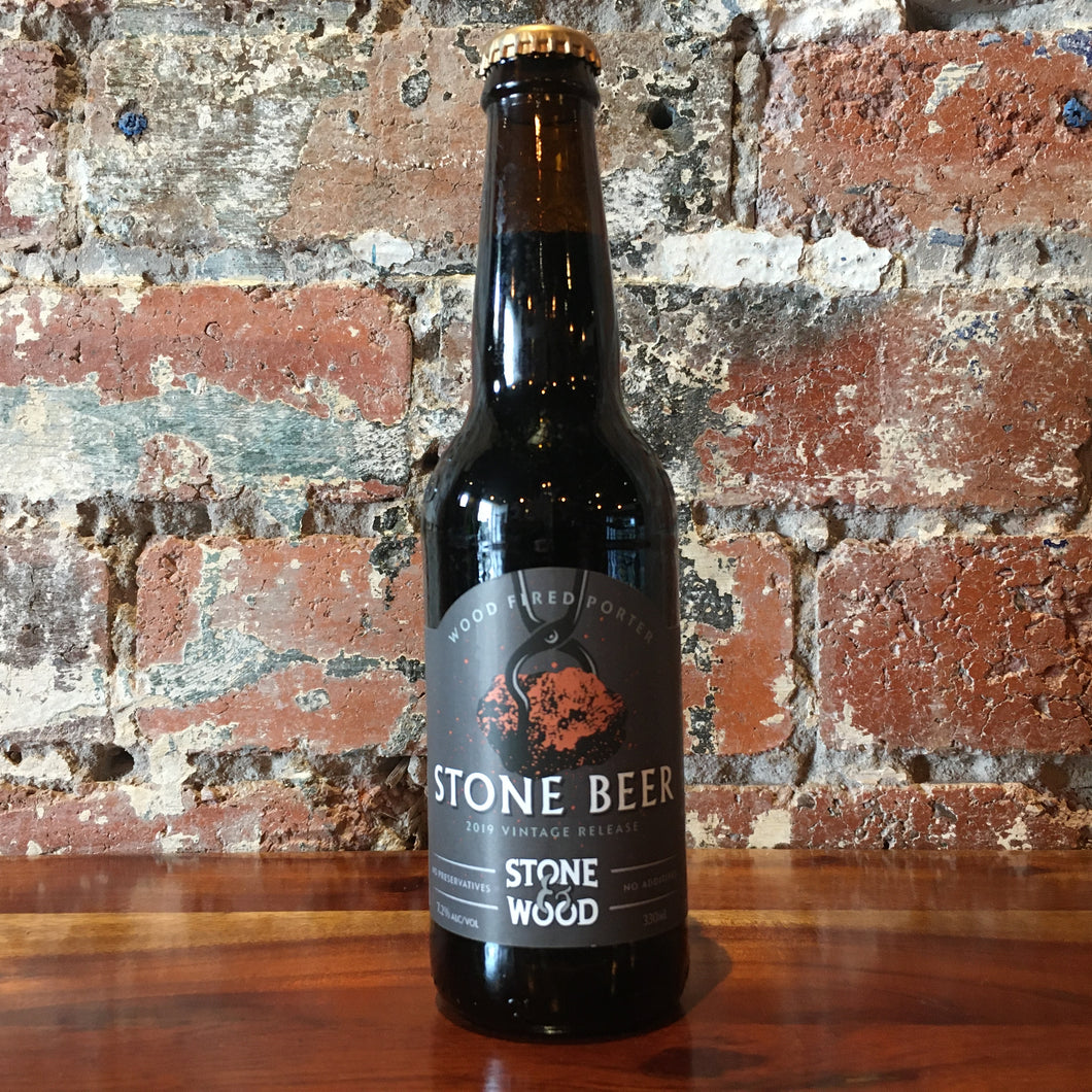 Stone & Wood Stone Beer Wood Fired Porter 2019