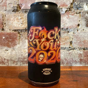 Garage Project F@ck You 2020 Hazy IPA (Limit 1pp)