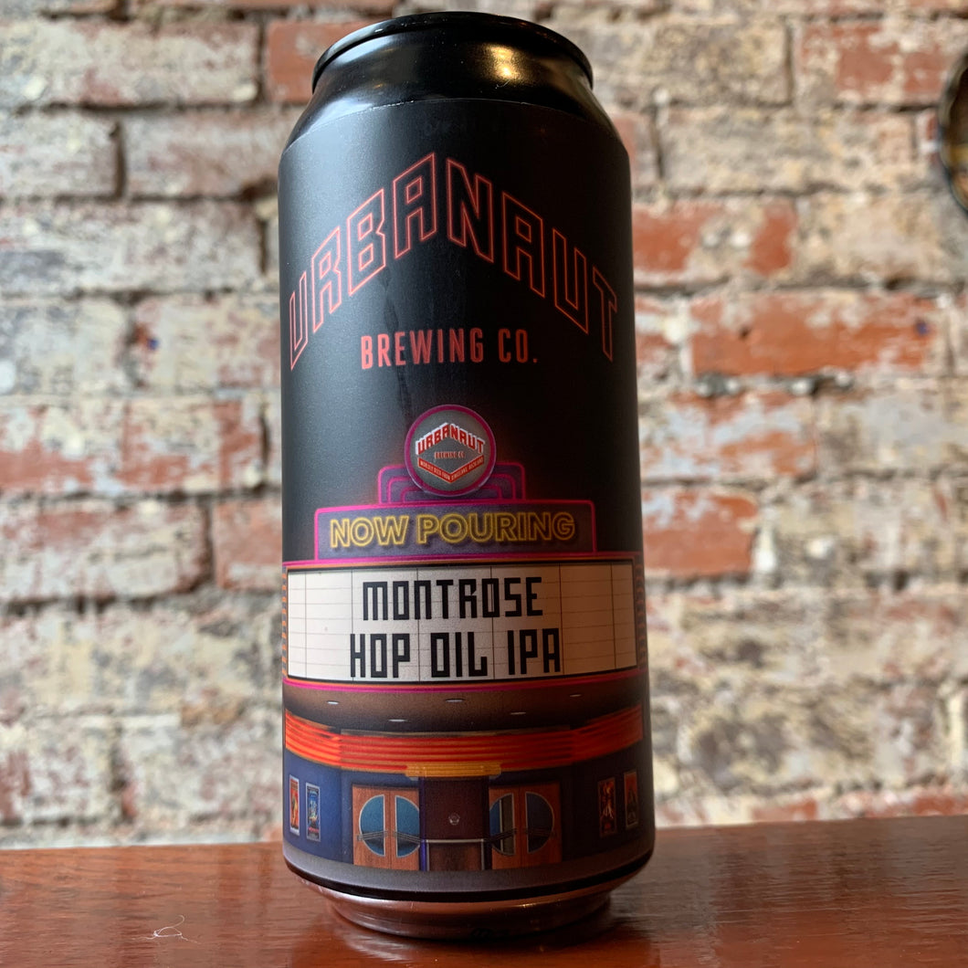 Urbanaut Montrose Hop Oil IPA (Limit 2pp)