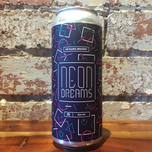 Mr Banks Neon Dreams DDH IPA (Limit 2pp)
