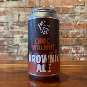 Old Wives Ales Choc Walnut Brownie Ale