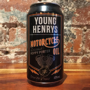 Young Henry's Motorcycle Oil Porter