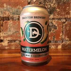 Dainton Watermelon Mint & Cucumber Sour