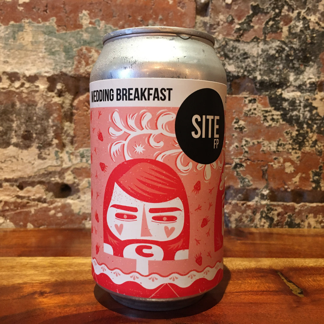 Site Wedding Breakfast Strawberry Sour Blonde 2019