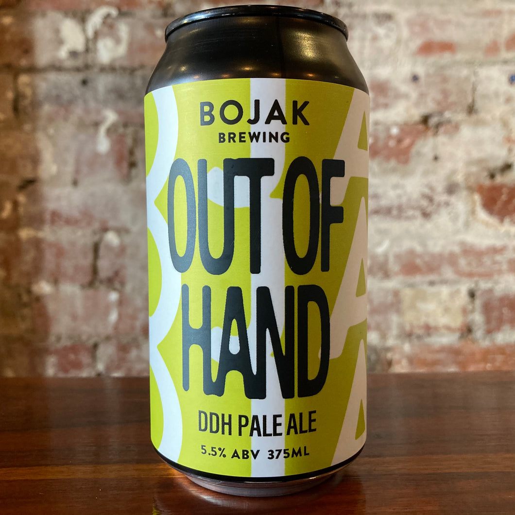 Bojak Out of Hand DDH Pale