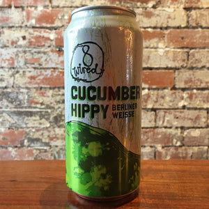 8 Wired Cucumber Hippy Berliner Weisse