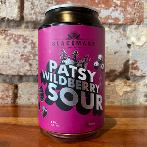 Blackman's Patsy Wildberry Sour