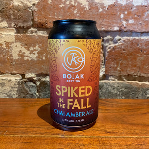 BoJak Spiked in the Fall Chai Amber Ale