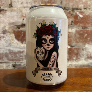 Garage Project La Calavera Catrina Watermelon Habanero Rosewater Maize Lager