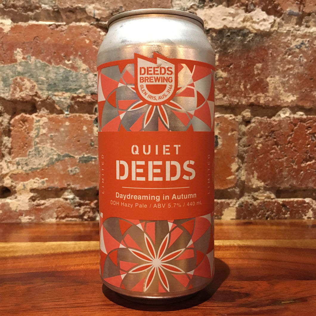 Deeds Daydreaming in Autumn DDH Hazy Pale