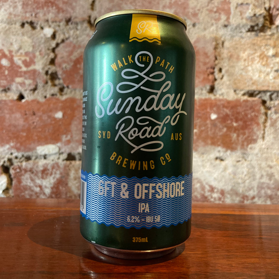 Sunday Road 6ft & Offshore IPA