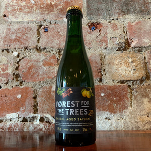 Forest for the Trees Barrel Aged Saison