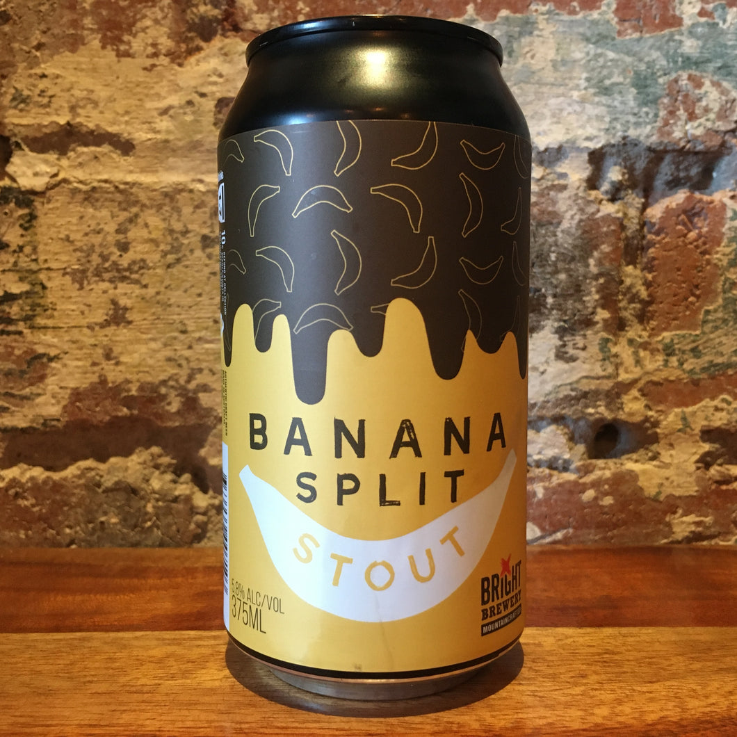 Bright Banana Split Milk Stout