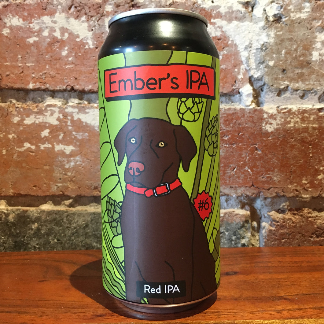 Moon Dog Ember's Red IPA