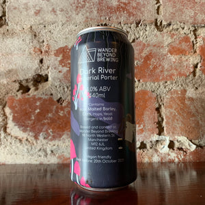 Wander Beyond Dark River Imperial Porter