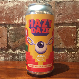 Garage Project Hazy Daze Hazy Pale Ale