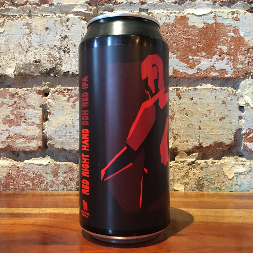 Brick Lane Red Right Hand DDH Red IPA