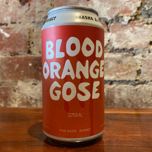 Akasha Blood Orange Gose