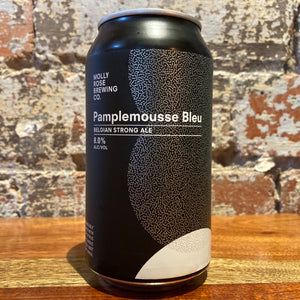 Molly Rose Pampelmousse Bleu Belgian Strong Ale w/ Grapefruit