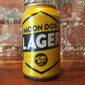 Moon Dog Lager