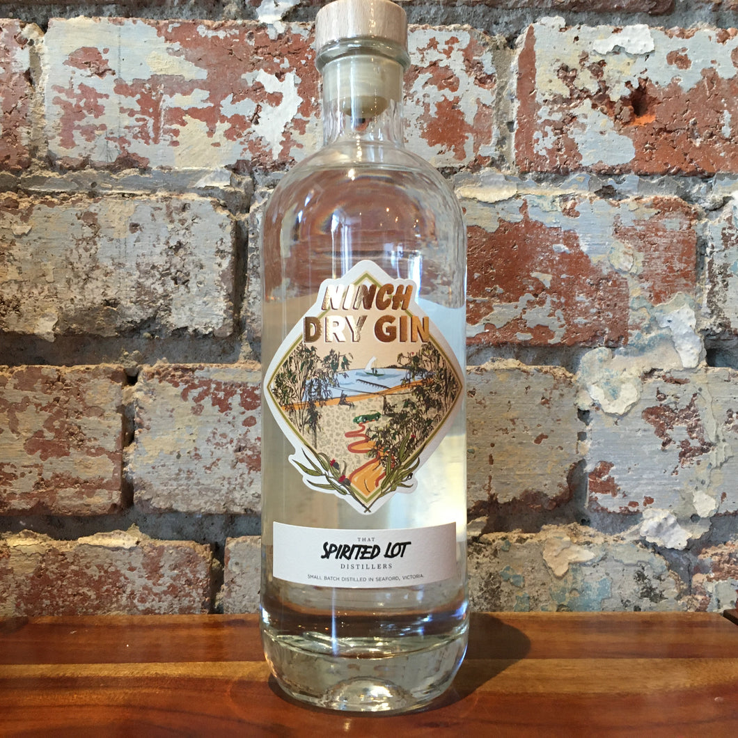 That Spirited Lot Ninch Dry Gin (Seaford)