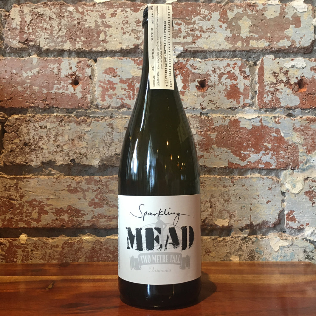 Two Metre Tall Sparkling Mead