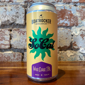 Boatrocker SoCal West Coast IPA