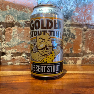 Big Shed Golden Stout Time Dessert Stout Can