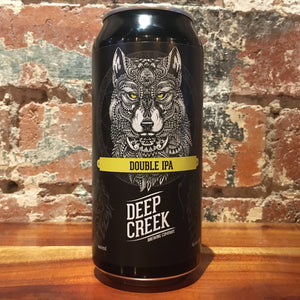 Deep Creek Courage Double IPA