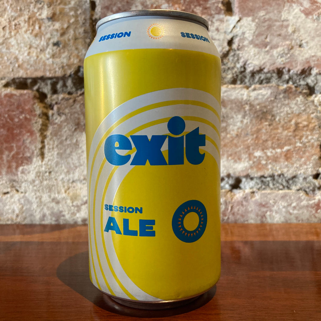 Exit Session Ale