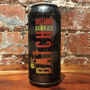 Batch Autumn Dawn India Red Ale