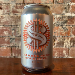 Dollar Bill BA Sour Red Ale