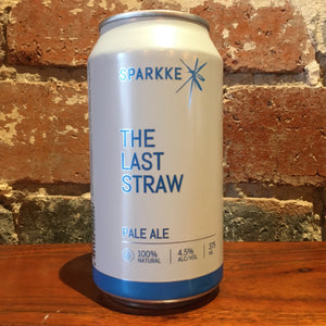 Sparkke The Last Straw Pale Ale
