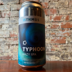 Isthmus Typhoon Hazy IIPA (Limit 2pp)