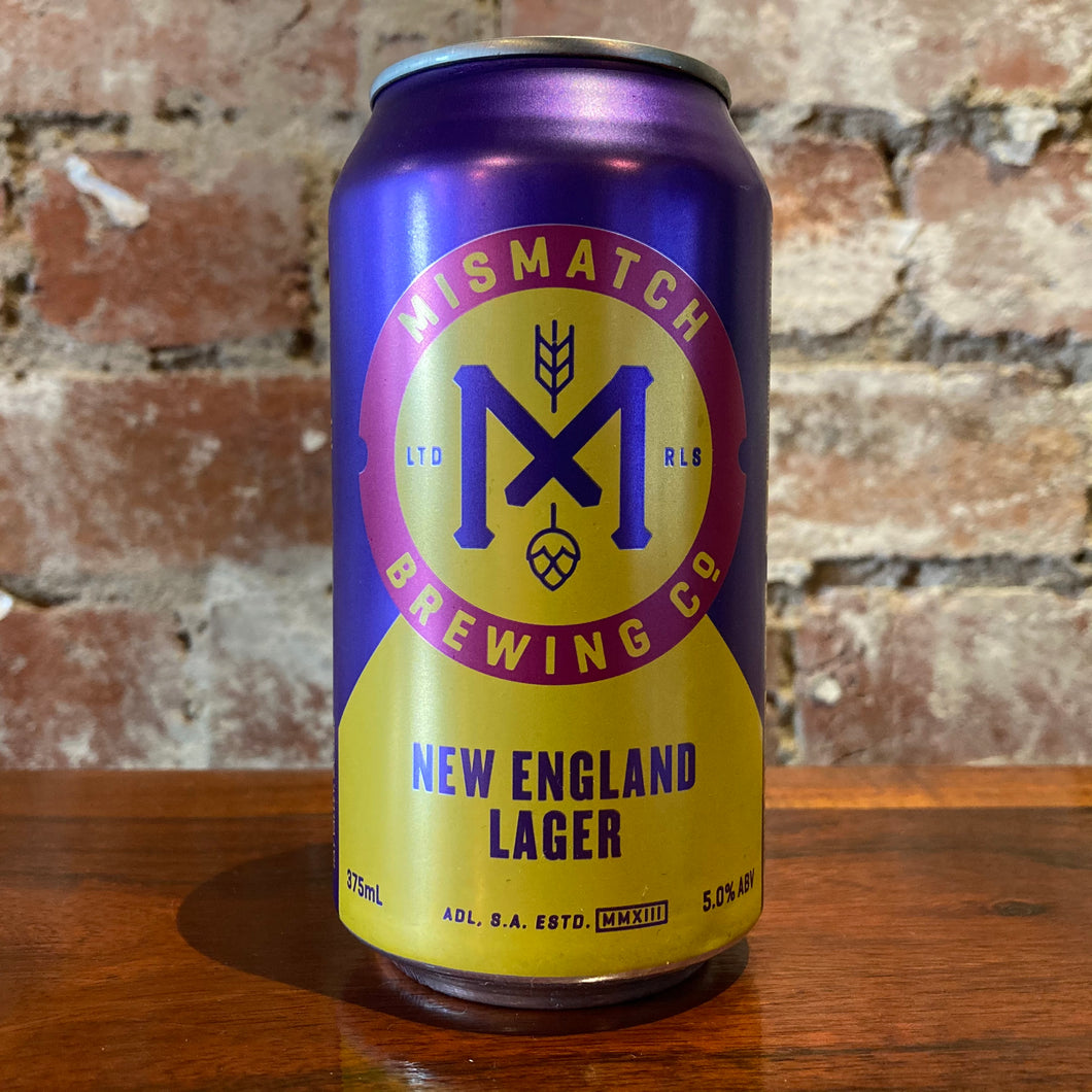 Mismatch New England Lager