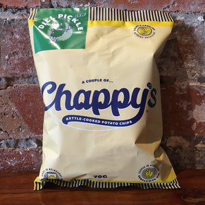 Chappy's Dill Pickle Chips