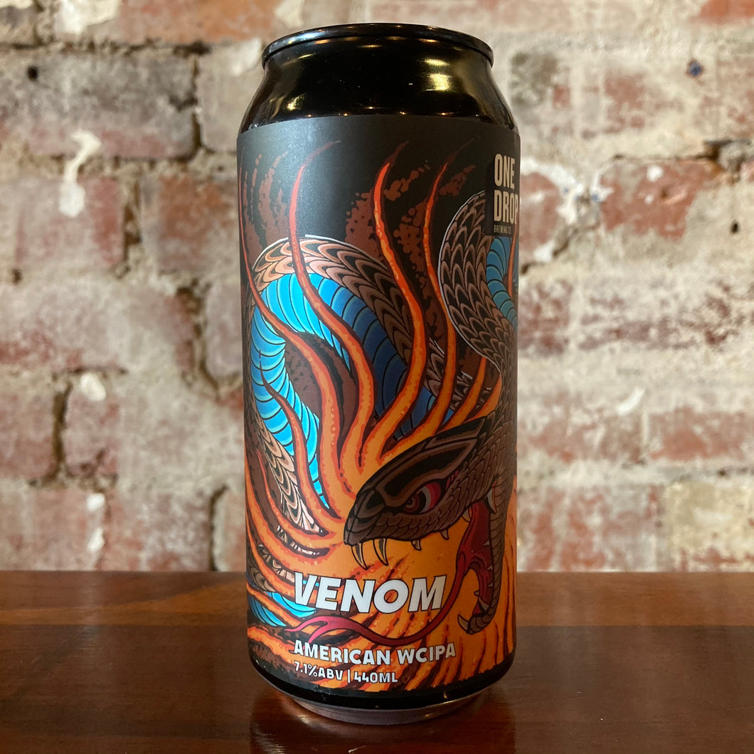 One Drop Venom American West Coast IPA